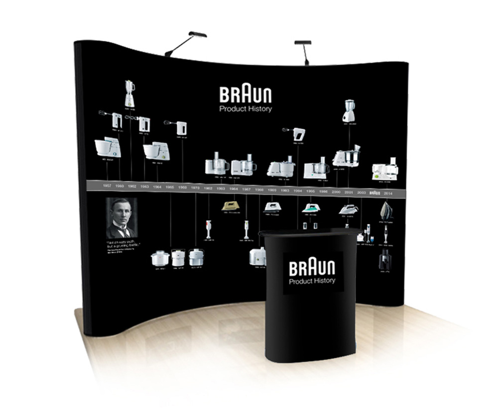 Pop Up Exhibition Stand Design : Pop up stands hampshire graphic display