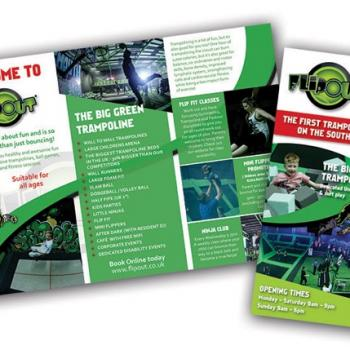 DL Leaflet Design