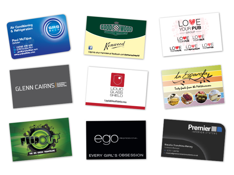 Business Card Offer | Well designed, quality cards by Capture Design
