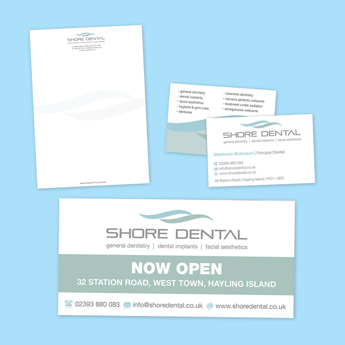 Stationery Printing Hampshire | West Sussex | Surrey | London