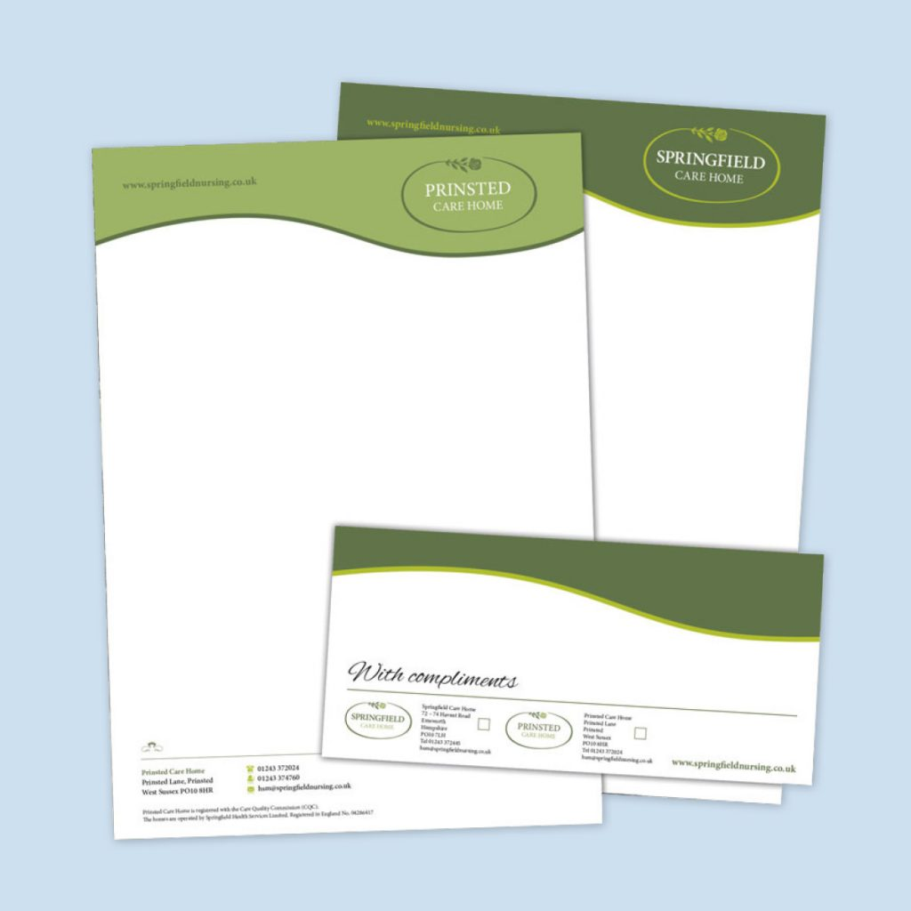 Stationery Printing Hampshire